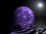 Moon Water Metal Print by Paul Cooklin