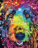 Chien-loup irlandais Affiches par Dean Russo