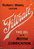 Filtrate Oil Vintage Style Advertisement Poster Masterprint