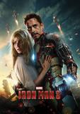 Iron Man 3 (Couple) Movie Poster Masterprint