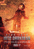 Star Trek (Into Darkness – Spock Banner) Movie Poster Masterprint