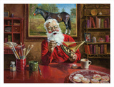Sailing Towards Christmas Prints by Jack Sorenson