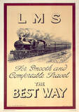 Lms Vintage Style Advertisement Poster Masterprint