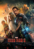 Iron Man 3 (One Sheet) Movie Poster Masterprint