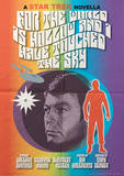 Star Trek (For The World Is Hollow And I Have Touched The Sky) Vintage Style Television Poster Masterprint