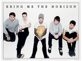 Bring Me The Horizon - Group Music Poster Masterprint