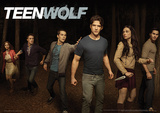 Teen Wolf (Woods) Television Poster Masterprint