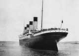 R.M.S. Titanic Vintage Style Photo Poster Masterprint