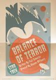 Star Trek - Balance Of Terror Vintage Style Television Poster Masterdruck
