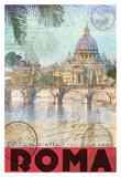 Rome Prints by Chris Vest