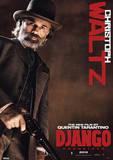 Django Unchained - Christoph Waltz Movie Poster - Masterprint