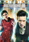 Doctor Who Split Television Poster Masterprint
