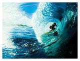 Tube Rider Prints by Scott Westmoreland
