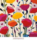 Bursting Poppies Prints by Carrie Schmitt