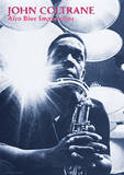 John Coltrane (Afro Blue Impressions) Music Poster Masterprint