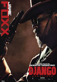 Django Unchained - Jamie Foxx Movie Poster Masterprint