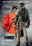 Django Unchained - They Took His Freedom Movie Poster Masterprint
