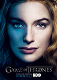 Game Of Thrones (Season 3 - Cersei) Television Poster Masterprint