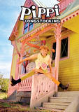 Pippi Longstocking - Jumping Movie Poster Print Masterprint