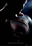 Man Of Steel (Teaser) Movie Poster Masterprint