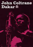 John Coltrane (Dakar) Music Poster Masterprint