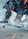 Pacific Rim - Damaged Gipsy Movie Poster Masterprint