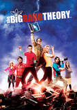 The Big Bang Theory - Season 5 Television Poster Masterprint
