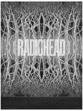 Radiohead - King Of Limbs Music Poster Mestertrykk