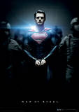 Man Of Steel (Handcuffs) Movie Poster Masterprint