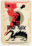 Star Trek - Amok Time Vintage Style Television Poster Masterdruck