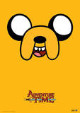 Adventure Time - Jake Television Poster Masterprint