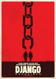 Django Unchained Movie Poster - Masterprint