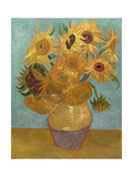 Sunflowers, c.1889 Giclee Print by Vincent van Gogh