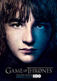 Game Of Thrones (Season 3 - Bran) Television Poster Masterprint