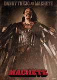 Machete - Knives Movie Poster Masterprint