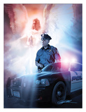 Got Your Back - Police Posters by Danny Hahlbohm