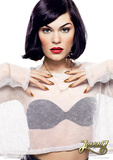 Jessie J (Nails) Music Poster Masterprint