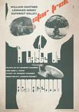 Star Trek - A Taste Of Armageddon Vintage Style Television Poster Masterdruck