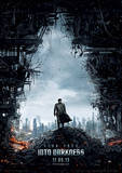 Star Trek - Into Darkness (Teaser) Movie Poster Masterdruck