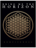 Bring Me The Horizon - Sempiternal Music Poster Masterprint