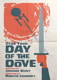 Star Trek - Day Of The Dove Vintage Style Television Poster Masterprint