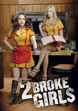 2 Broke Girls Television Poster Masterprint