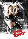 Sin City - Nancy Movie Poster Masterprint