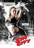 Sin City - Nancy Movie Poster Masterprint