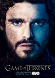 Game Of Thrones (Season 3 - Rob) Television Poster Masterprint