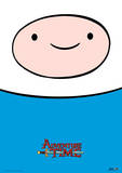 Adventure Time - Finn Television Poster Masterprint