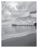 Goals Poster by Dennis Frates