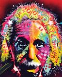 Einstein Posters by Dean Russo