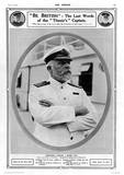 "R.M.S. Titanic ""Be British"" Captain's Last Words Vintage Style Photo Poster Masterprint"