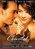 Chocolat (One Sheet) Movie Poster Mestertrykk